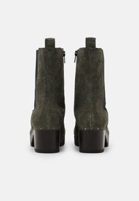 Softclox - Platform ankle boots - green - 3