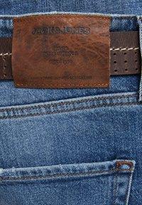 Jack & Jones - FRED ORIGINAL  - Straight leg jeans - blue denim - 6