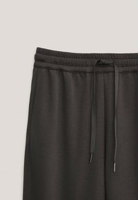 Massimo Dutti - Tracksuit bottoms - dark grey - 2