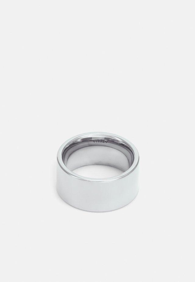 CONDUIT - Prsten - silver-coloured