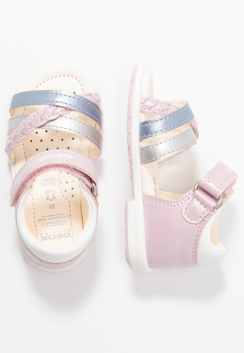 Geox - VERRED - Sandaler - pink/multicolor