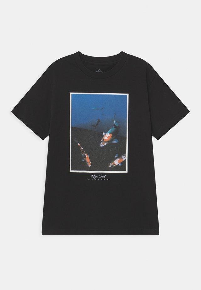 GOOD DAY BAD DAY - T-shirt print - black