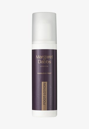 MARGARET DABBS INTENSIVE HYDRATING FOOT LOTION - Foot cream - -