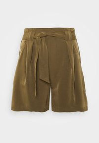 Vila - VIKASHA  - Shorts - dark olive - 3