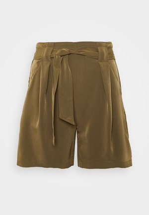 VIKASHA  - Shorts - dark olive