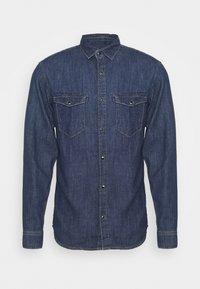 Jack & Jones - JJIFOX JJSHIRT - Shirt - blue denim - 5