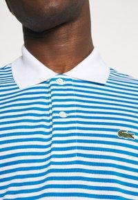 Lacoste - Polo shirt - white/ibiza - 6