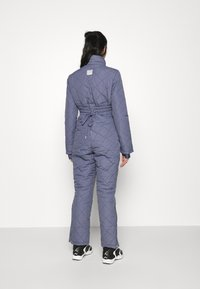 Missguided - SKI QUILTED CORSET SNOW - Jumpsuit - grey - 2