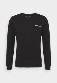 Replay - CREW NECK - Sweatshirt - black - 3
