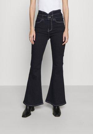 Široké džíny - mid