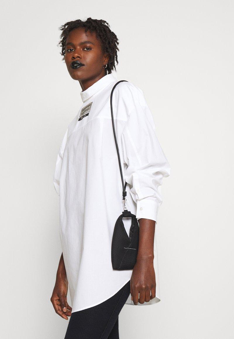 MM6 Maison Margiela - ORNAMENTAL ITEM - Handbag - black