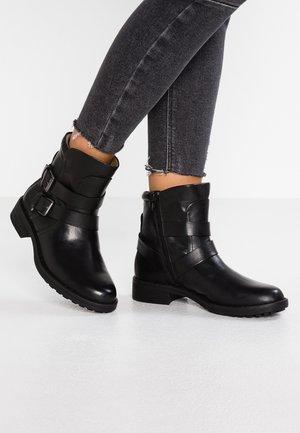VMVILMA BOOT - Cowboy- / bikerstøvlette - black