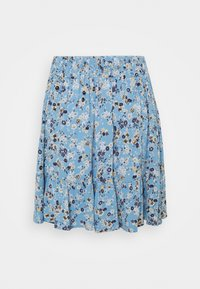 Pieces - PCGERTRUDE SKIRT - A-line skirt - little boy blue - 1