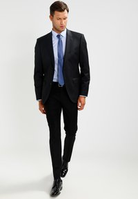Tommy Hilfiger Tailored - BUTCH FITTED - Suit jacket - black - 1