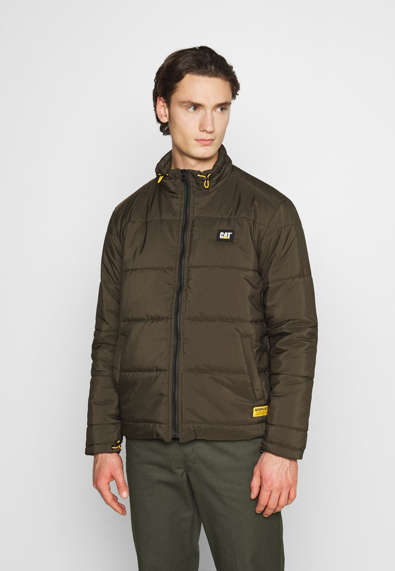 Caterpillar - BASIC PUFFY JACKET - Giacca invernale - military