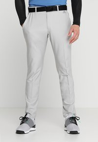 adidas Golf - ULTIMATE365 3 STRIPES TAPERED PANTS - Pantalons outdoor - grey - 0