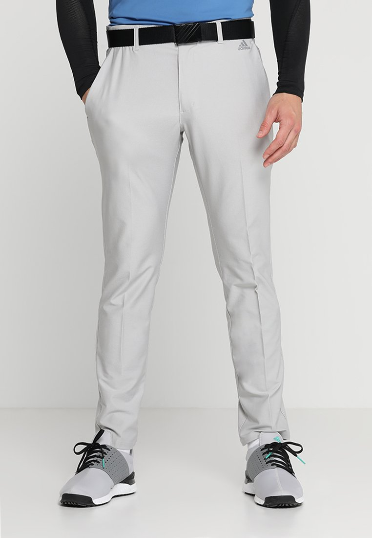 adidas Golf - ULTIMATE365 3 STRIPES TAPERED PANTS - Pantalons outdoor - grey