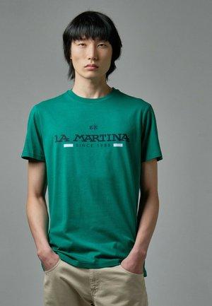RANDAL - T-shirt print - green