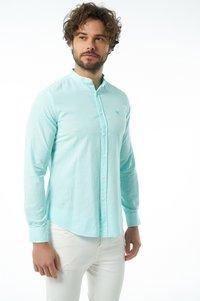 Auden Cavill - Formal shirt - tã¼rkis - 0