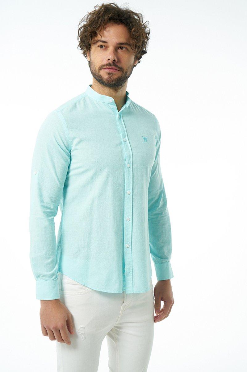 Auden Cavill - Formal shirt - tã¼rkis