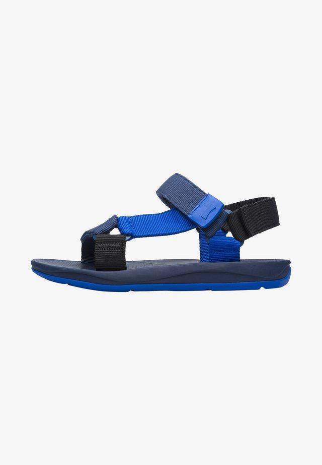 MATCH - Sandały trekkingowe - blau