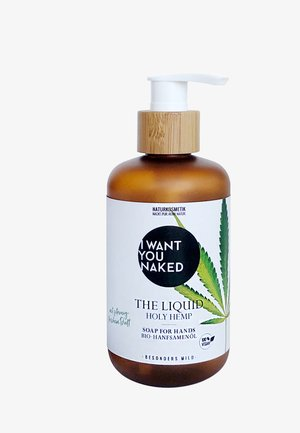 THE LIQUID HOLY HEMP HAND WASH - Liquid soap - -