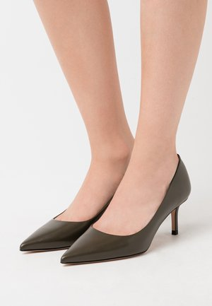 INES - Classic heels - khaki