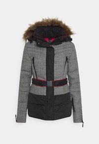 Superdry - CHAMONIX PUFFER - Ski jacket - black - 5
