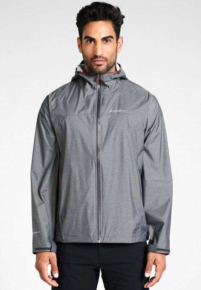 CLOUD CAP - Waterproof jacket - grey