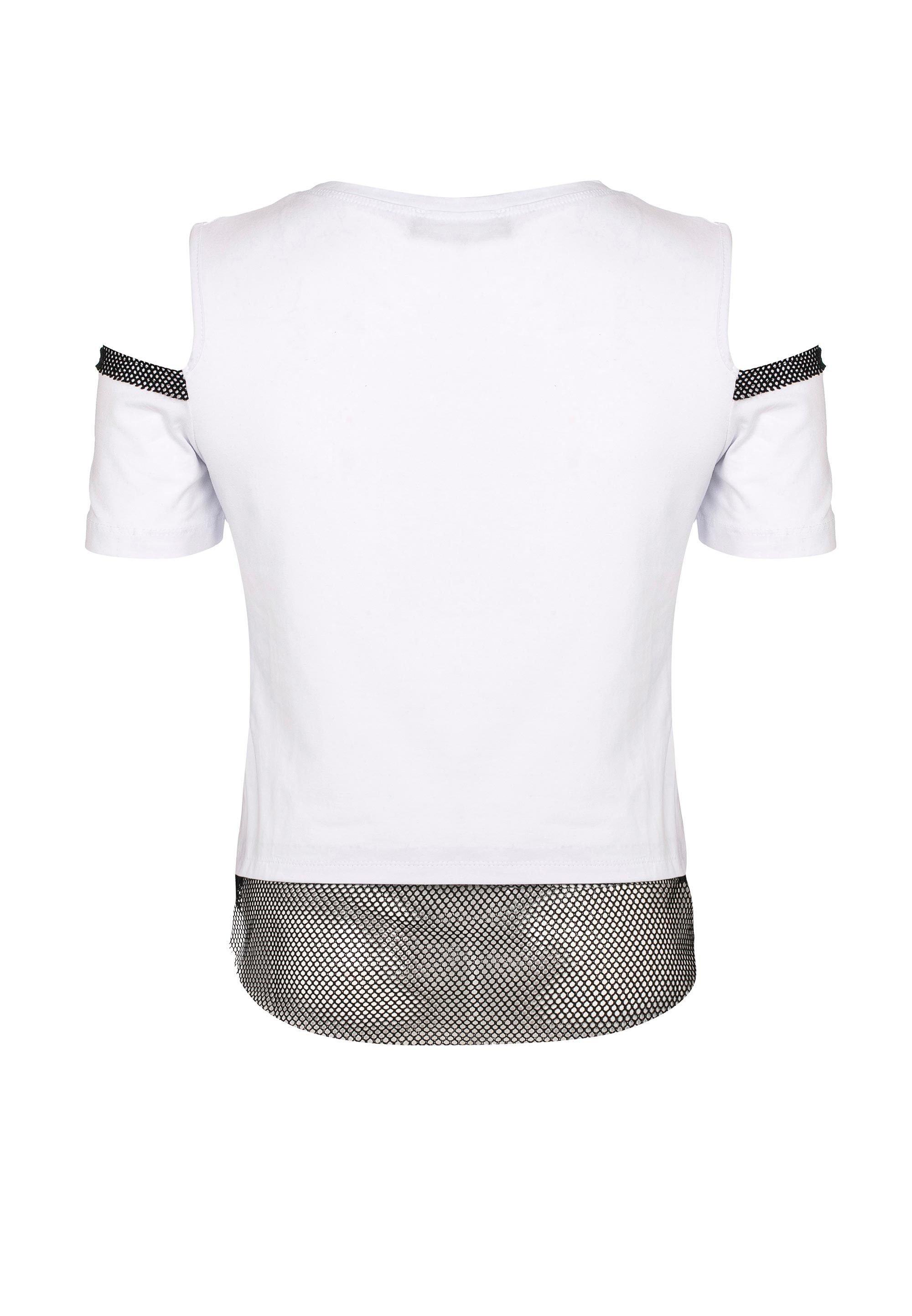 Damen IM SCHULTERFREIEN LOOK - T-Shirt print