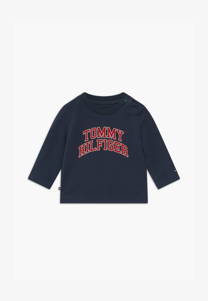 Tommy Hilfiger - BABY TEE - Long sleeved top - blue
