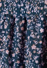 Name it - BLUMENPRINT  - A-line skirt - darkest spruce - 3