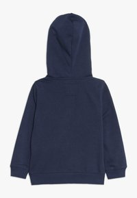 OshKosh - TODDLER LOGO HOODIE - Mikina na zip - dark blue - 1