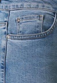 mine to five TOM TAILOR - SKINNY WITH OPEN HEM - Jeans Skinny Fit - light stone blue denim - 2