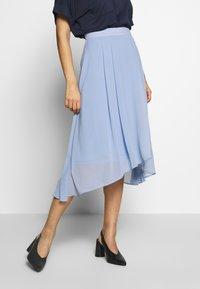 Esprit Collection - A-Linien-Rock - blue lavender - 0
