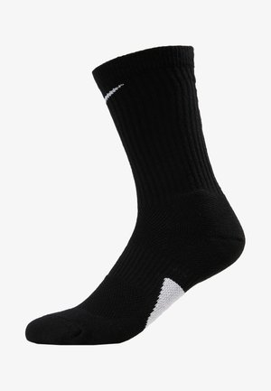 ELITE CREW - Sportsocken - black/white/white