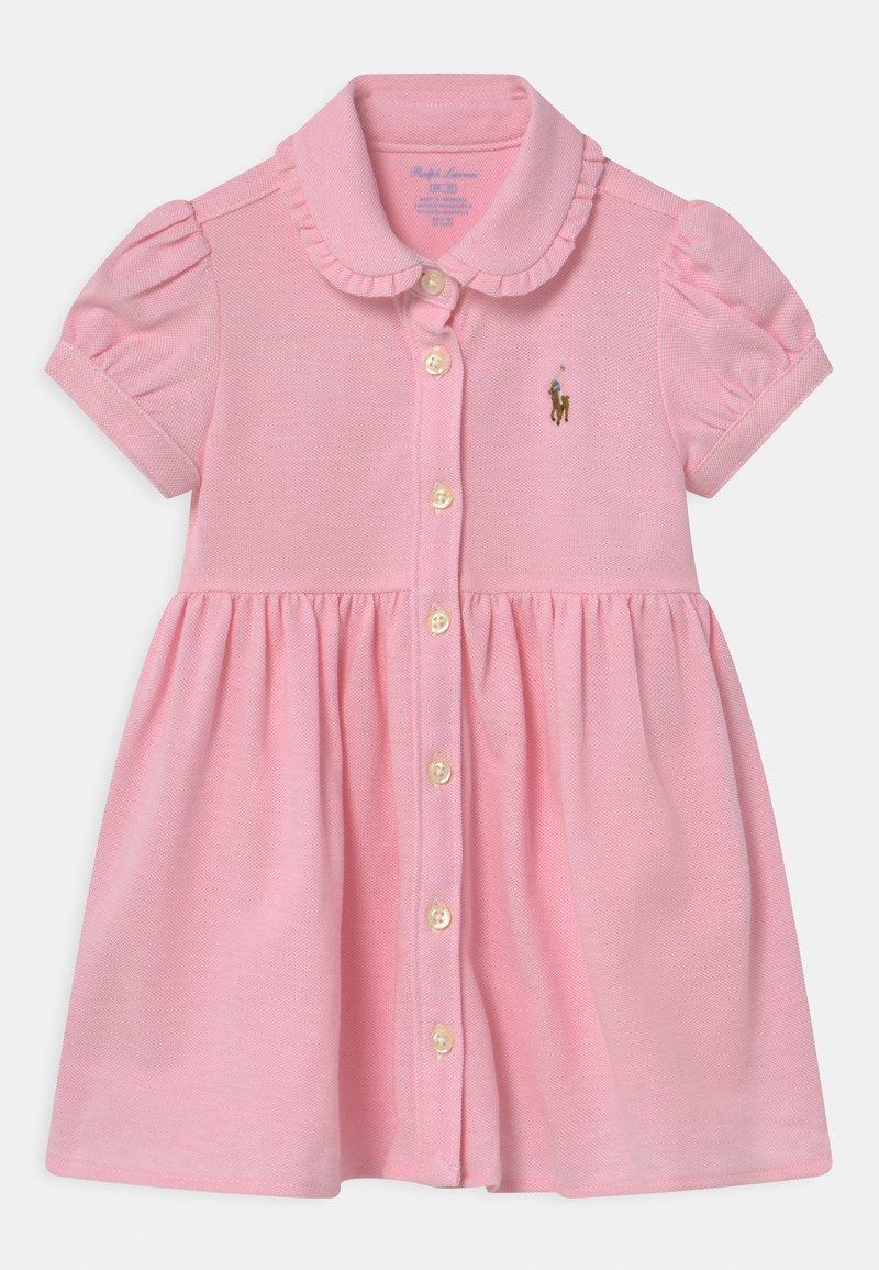 Polo Ralph Lauren - SOLID OXFORD SET - Freizeitkleid - carmel pink