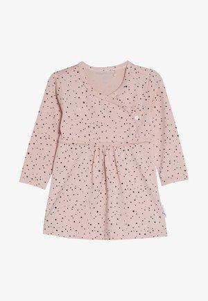 DRESS LIZ - Jersey dress - pink