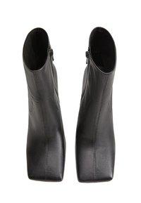 Mango - High heeled ankle boots - schwarz - 1