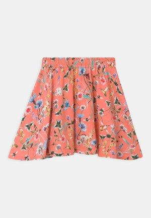 BARBERA - Mini skirt - coral