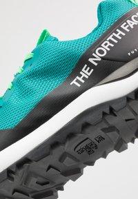 The North Face - M ACTIVIST FUTURELIGHT - Hiking shoes - verdial/black - 5