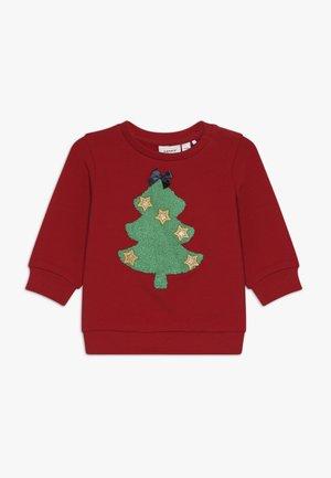 NBFRASK - Sweater - jester red