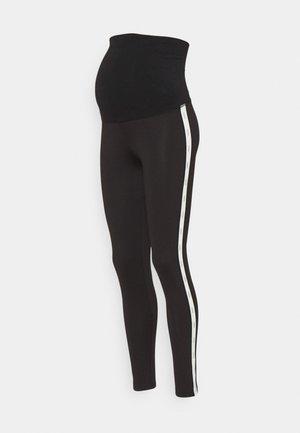 Leggings - Trousers - gunmetal