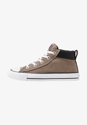 CTAS STREET MID  - Sneakers - mason taupe/white/black