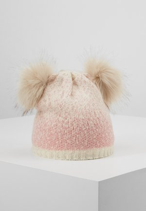MINI GIRL - Beanie - off white/multicolor
