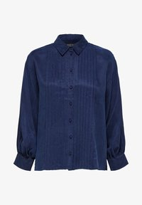 Selected Femme - Button-down blouse - maritime blue - 5