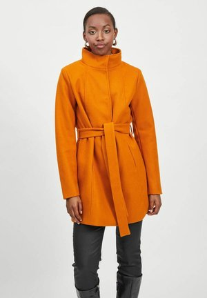 VICOOLEY NEW COAT - Frakker / klassisk frakker - pumpkin spice