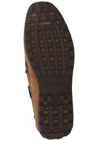 Sansibar Shoes - Bootschoenen - beige - 4