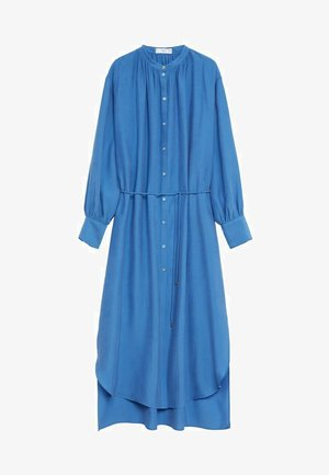 Shirt dress - blau