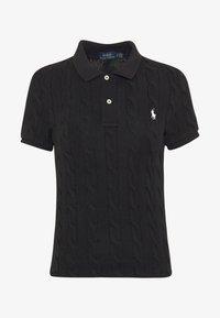 Polo Ralph Lauren - SHORT SLEEVE - Polo shirt - black - 5